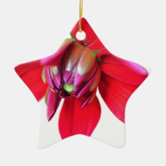 Liebe versagt nie! keramik ornament
