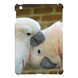 Liebe-Vögel iPad Mini Hülle