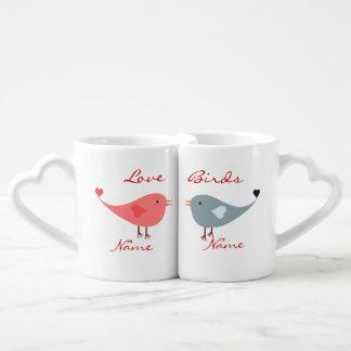 """""""Liebe-Vögel """" Liebestasse"""
