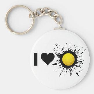 Liebe-Volleyball 2 des Sprengstoff-I Schlüsselanhänger