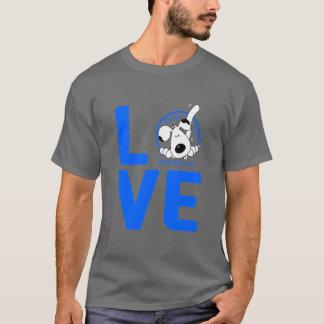 LIEBE Waggin Schwänze T-Shirt