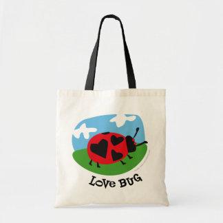 Liebe-Wanzen-Taschen-Tasche Tragetasche