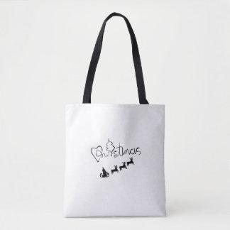 LIEBE-WEIHNACHTSTasche BAG#holidayZ Tasche