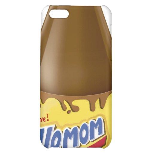 Liebe yomom tägliches popart iphone 4S Ihre MAMMEN iPhone 5C Schale