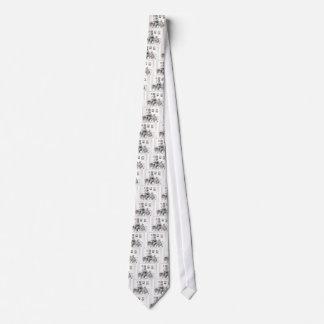 Liebe Yorkshire, das whippets Zähne borgt Krawatte