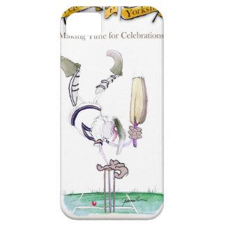 Liebe-Yorkshire-Grillen'Feier time iPhone 5 Hülle