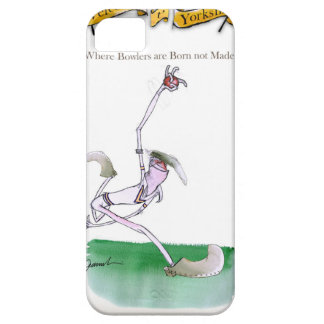 Liebe-Yorkshire-Kricket 'Bowlers sind geborenes Etui Fürs iPhone 5