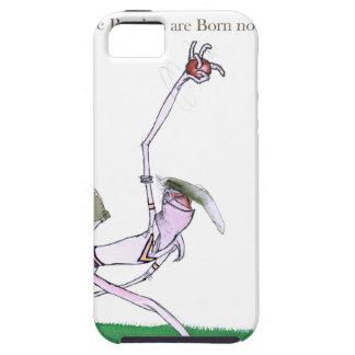 Liebe-Yorkshire-Kricket 'Bowlers sind geborenes iPhone 5 Hüllen