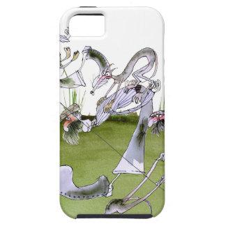Liebe-Yorkshire whippet Schlag Etui Fürs iPhone 5