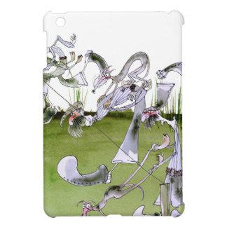 Liebe-Yorkshire whippet Schlag Hüllen Für iPad Mini