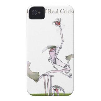 Liebe-Yorkshire 'wirkliches cricket iPhone 4 Etuis
