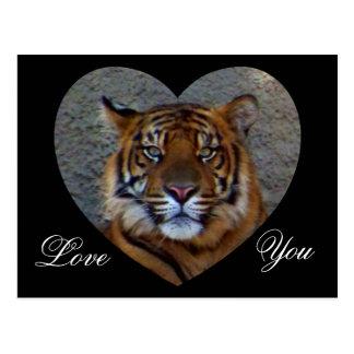 Liebe You_ Postkarte