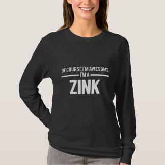 Liebe, ZINK T - Shirt zu sein