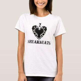 Liebec$breakbeats-womens-Limone kurze Hülse T T-Shirt