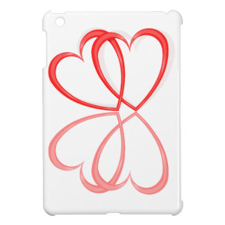 Liebeherzen iPad Mini Hülle