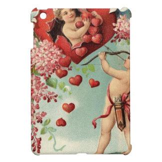 Liebeherzengels-Engel Vintager Valentine iPad Mini Hülle