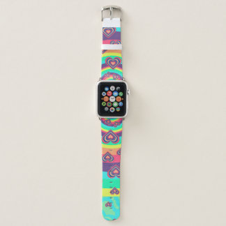 Lieben des Regenbogens! Apple Watch Armband