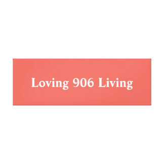 Liebende lebende Kunst der Wand-906 Leinwanddruck