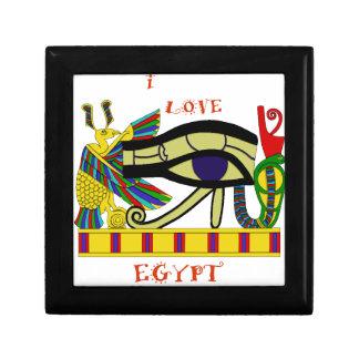 Liebendes Ägypten Erinnerungskiste