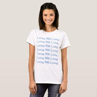 Liebendes lebendes T-Stück 906 T-Shirt