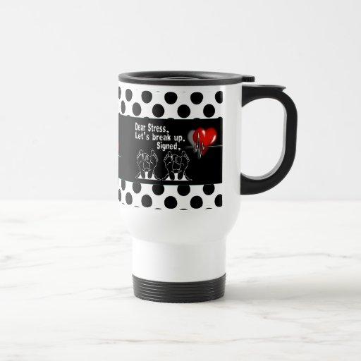 Lieber Druck ließ uns Reise-Kaffee-Tassen oben bre