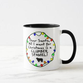 Lieber Sankt Clumber Spaniel Tasse