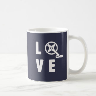 Lieberadfahren Kaffeetasse