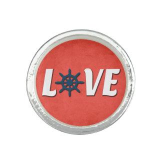 Liebeseeentwurf Ring