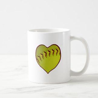 LiebeSoftball Kaffeetasse