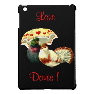 Liebetauben iPad Mini Hülle