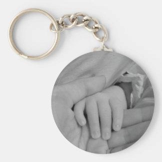 Liebevolle Hände Schlüsselbänder