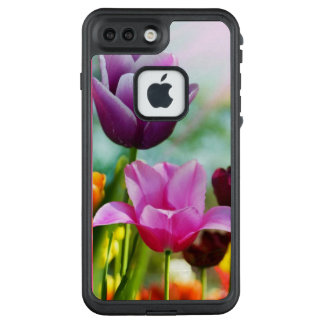 Liebevolle Tulpe LifeProof FRÄ' iPhone 8 Plus/7 Plus Hülle