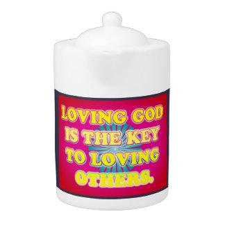 Liebevoller Gott ist der Schlüssel zum Lieben