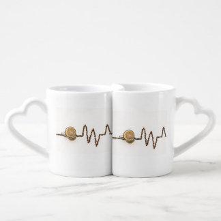 liebevoller Kaffee Liebestassen