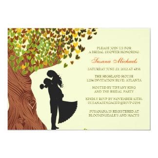 Liebevolles 12,7 X 17,8 Cm Einladungskarte
