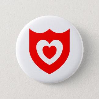 Liebevolles TagesButton Runder Button 5,7 Cm