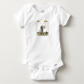 Liebeyorkshire-Politiker Baby Strampler