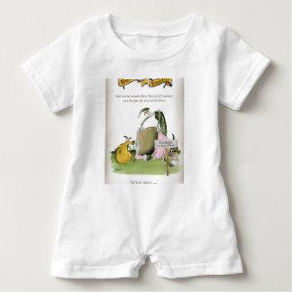 Liebeyorkshire-Wursthersteller Baby Strampler