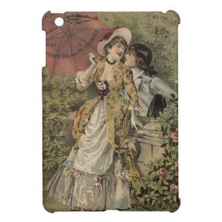 Liebhaber unter Regenschirm iPad Mini Hülle