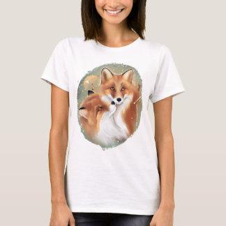 Liebhaberfüchse T-Shirt