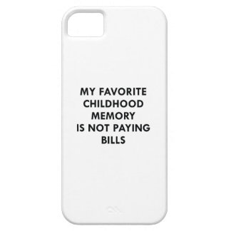 Lieblingskindheits-Gedächtnis iPhone 5 Schutzhülle