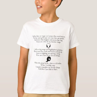 Lieblingssachen - Inspektions-Ausgabe T-Shirt