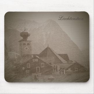 Liechtenstein Mauspads