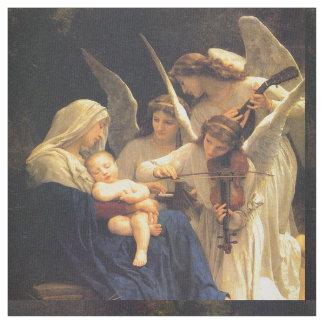 Lied der Engel, William-Adolphe Bouguereau Stoff