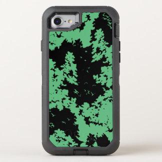 Lied der Natur - Nacht OtterBox Defender iPhone 8/7 Hülle