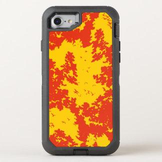 Lied der Natur - Sonnenuntergang OtterBox Defender iPhone 8/7 Hülle