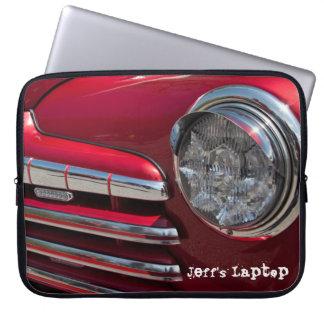 Lieferungs-Limousine-Laptop-Hülse 1946 Laptop Sleeve
