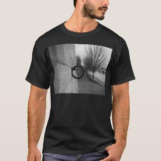 Liegeplatzringe auf der Seine T-Shirt