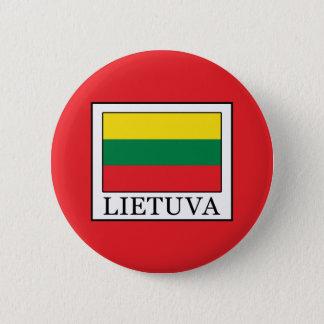 Lietuva Runder Button 5,7 Cm