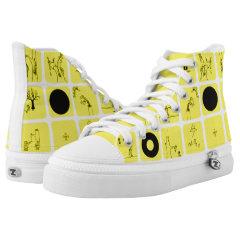 lifemat hoch-geschnittene sneaker